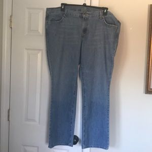 Old Navy size 20 W jeans